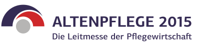 Altenpflege 2015 Messe