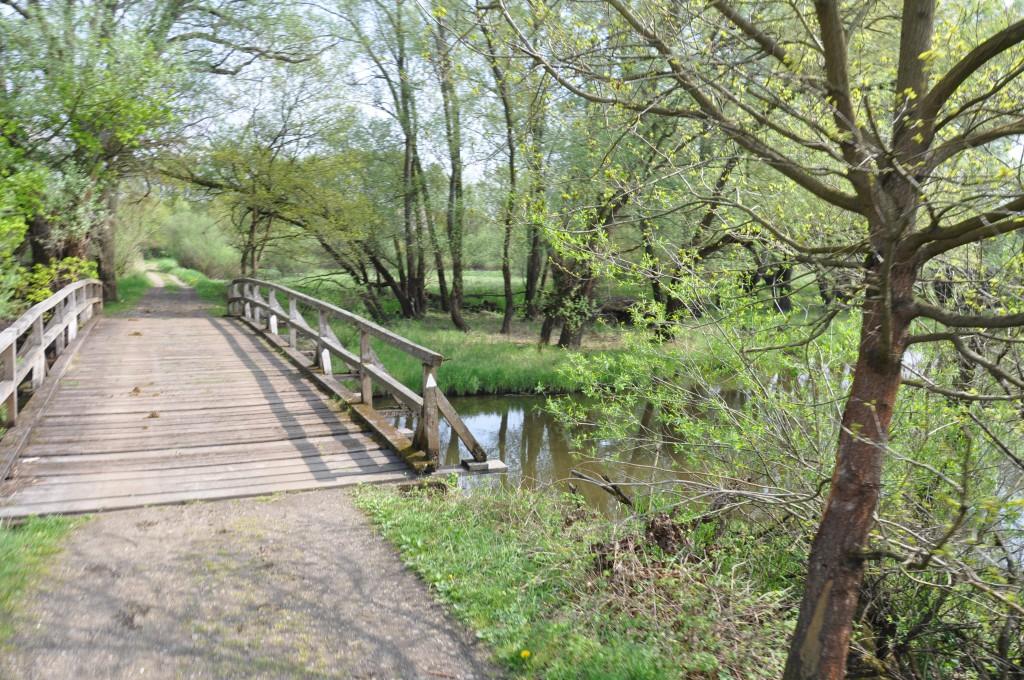 Bruecke Lueneburger Heide