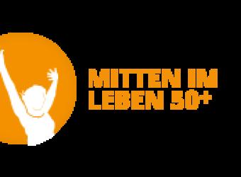 Logo Mitten im Leben 50 Plus Schwerin