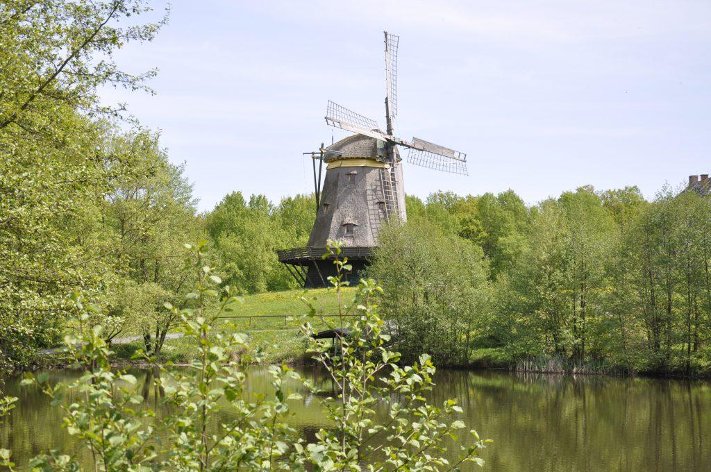 Windmühle im Hessenpark