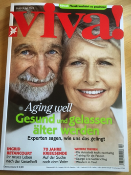 Zeitschrift Viva