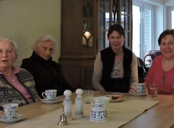 Foto Senioren WG Kaffee