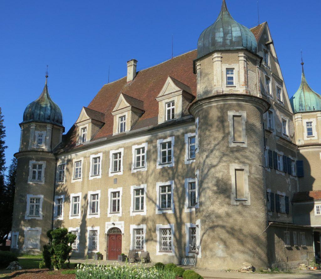 Schloss Huerbel Bild1