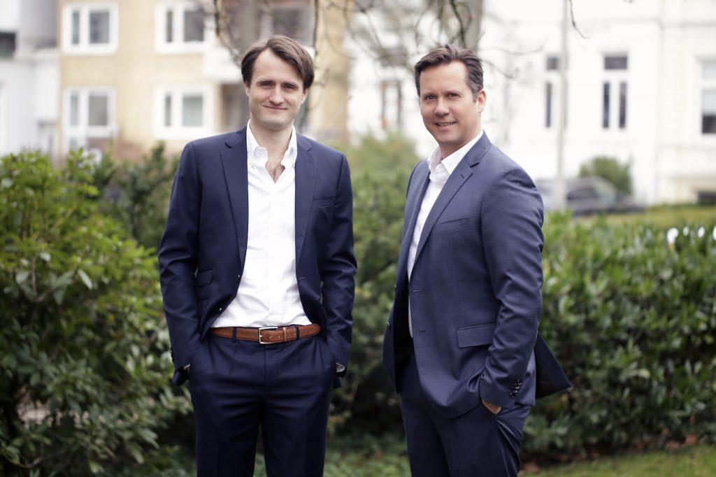 Dr. Alexander Ey und Christoph Neuhaus